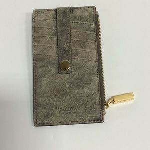 Card carrier wallet by Hammitt